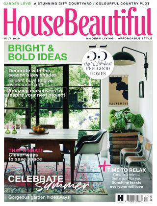 House Beautiful - UK July 2020