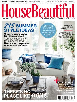 House Beautiful - UK August 2020