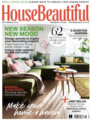 House Beautiful - UK September 2020