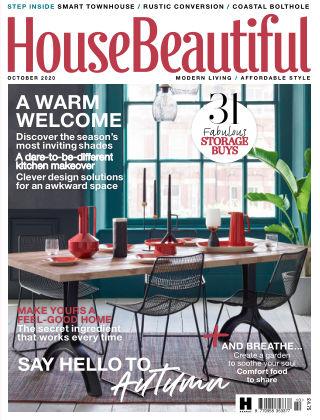 House Beautiful - UK October 2020