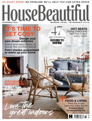 House Beautiful - UK November 2020