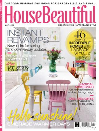 House Beautiful - UK May 2021