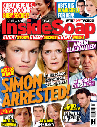 Inside Soap - UK Issue 5 2016