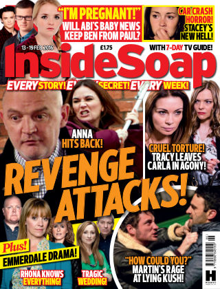 Inside Soap - UK Issue 6 2016