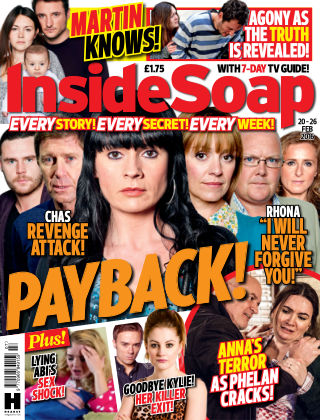 Inside Soap - UK Issue 7 2016