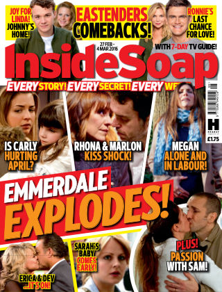 Inside Soap - UK Issue 8 2016