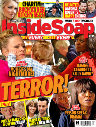 Inside Soap - UK Issue 9 2016