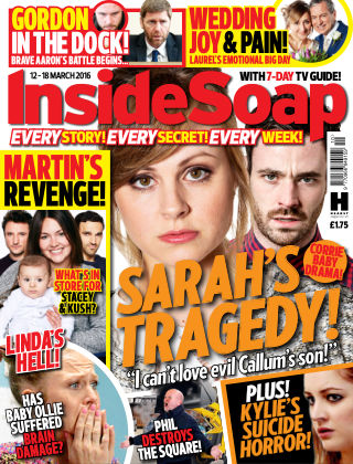 Inside Soap - UK Issue 10 2016