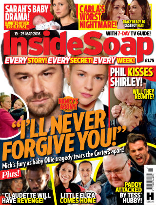 Inside Soap - UK Issue 11 2016