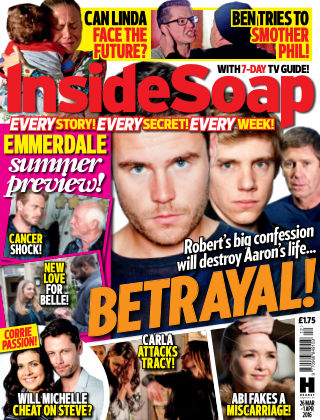 Inside Soap - UK Issue 12 2016