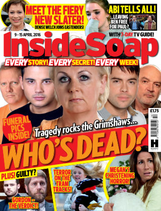 Inside Soap - UK Issue 14 2016
