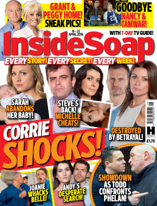 Inside Soap - UK Issue 15 2016