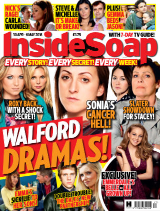 Inside Soap - UK Issue 17 2016