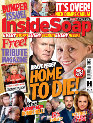 Inside Soap - UK Issue 18 2016