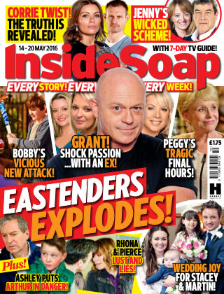 Inside Soap - UK Issue 19 2016