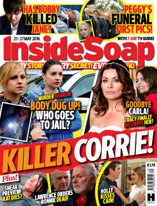 Inside Soap - UK Issue 20 2016