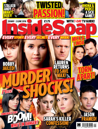 Inside Soap - UK Issue 21 2016