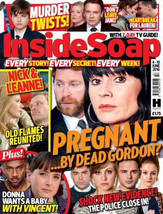 Inside Soap - UK Issue 22 2016
