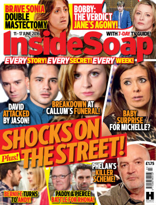 Inside Soap - UK Issue 23 2016