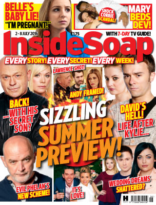 Inside Soap - UK Issue 26 2016