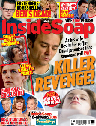 Inside Soap - UK Issue 28 2016