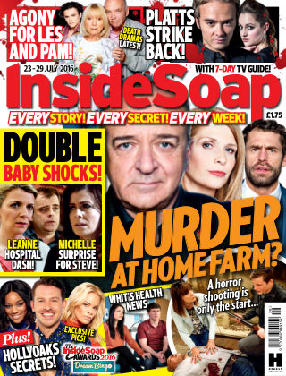 Inside Soap - UK Issue 29 2016