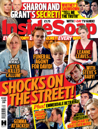 Inside Soap - UK Issue 30 2016