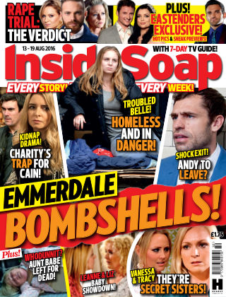 Inside Soap - UK Issue 32 2016