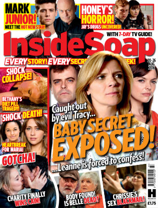 Inside Soap - UK Issue 33 2016