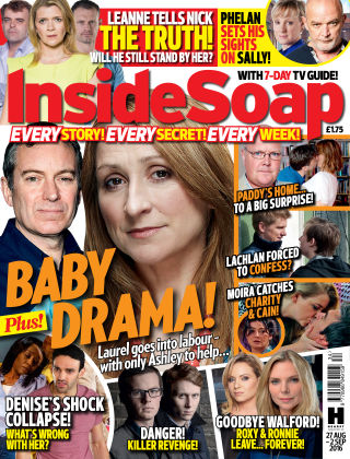 Inside Soap - UK Issue 34 2016