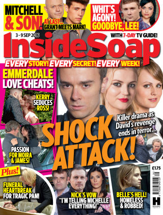 Inside Soap - UK Issue 35 2016
