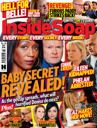 Inside Soap - UK Issue 36 2016