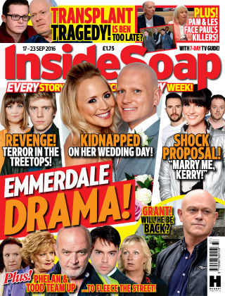 Inside Soap - UK Issue 37 2016