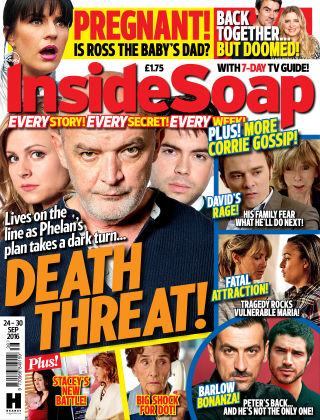 Inside Soap - UK Issue 38 2016