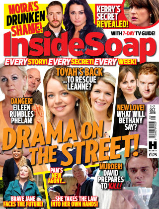 Inside Soap - UK Issue 39 2016