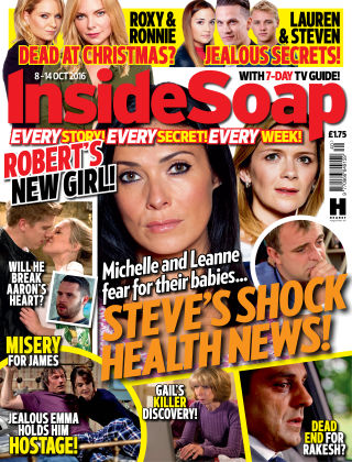 Inside Soap - UK Issue 40 2016
