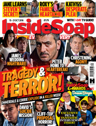 Inside Soap - UK Issue 41 2016