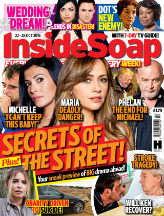 Inside Soap - UK Issue 42 2016