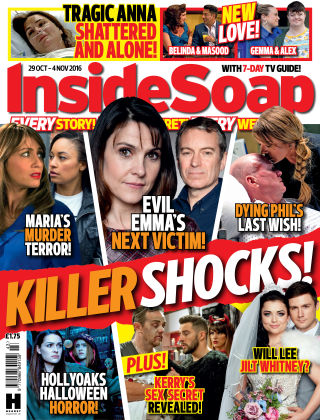 Inside Soap - UK Issue 43 2016