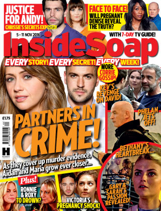 Inside Soap - UK Issue 44 2016