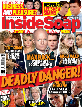 Inside Soap - UK Issue 45 2016