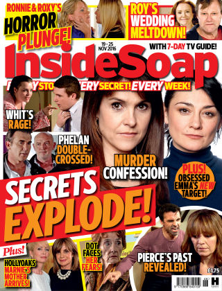 Inside Soap - UK Issue 46 2016