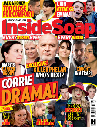 Inside Soap - UK Issue 47 2016