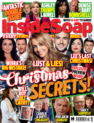 Inside Soap - UK Issue 48-49 2016