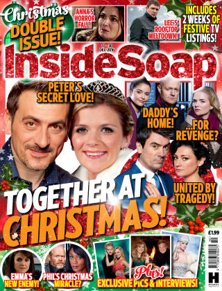 Inside Soap - UK Issue 50 2016