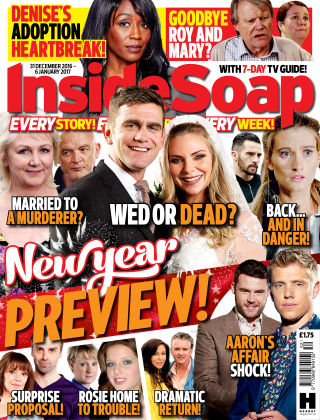 Inside Soap - UK Issue 52 2016