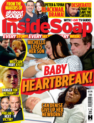 Inside Soap - UK Issue 1 2017