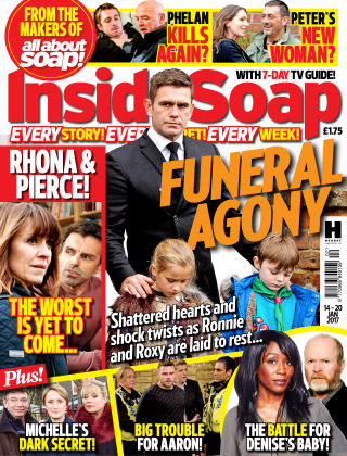 Inside Soap - UK Issue 2 2017