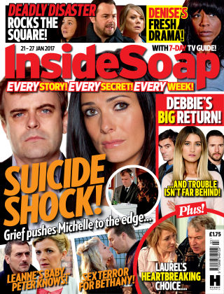 Inside Soap - UK Issue 3 2017