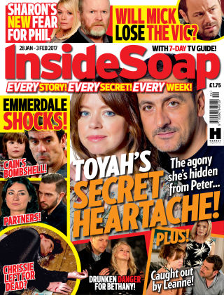 Inside Soap - UK Issue 4 2017